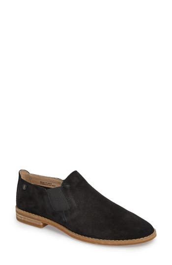 Hush Puppies Analise Clever Flat- Black
