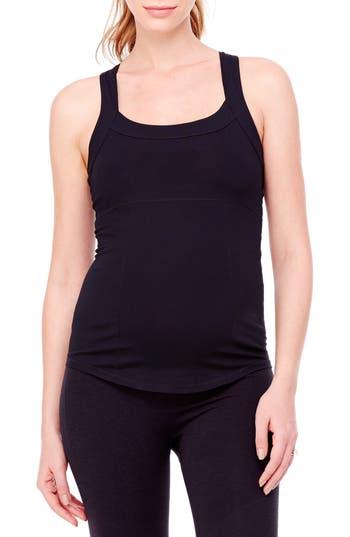 Women's Ingrid & Isabel Racerback Maternity Tank Top
