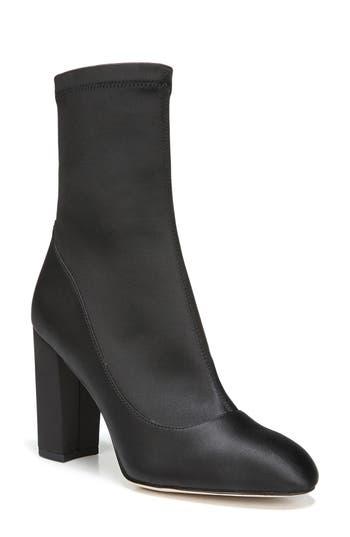 Sam Edelman Calexa Sock Bootie, Black