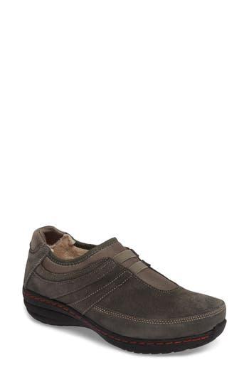 Aetrex Berries Slip-On Sneaker Purple
