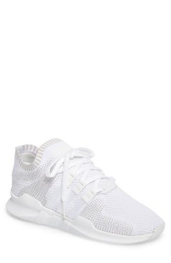 Adidas Eqt Support Adv Primeknit Sneaker, White