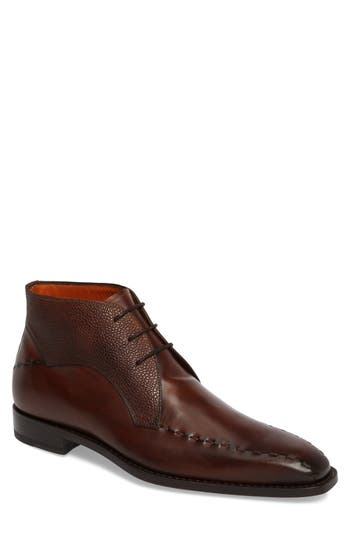 Mezlan Moriles Chukka Boot- Brown