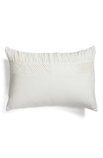 Nordstrom At Home Textured Sham