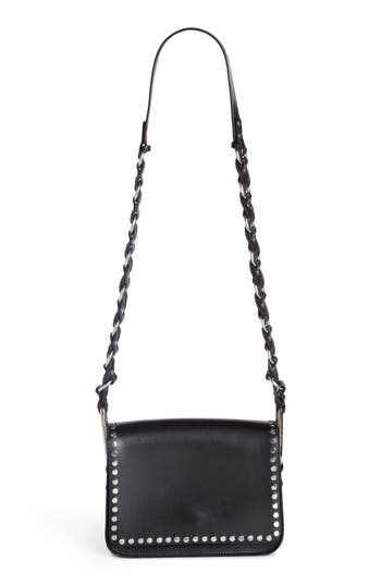 Isabel Marant Calibar Studded Crossbody Bag - Black at NORDSTROM.com