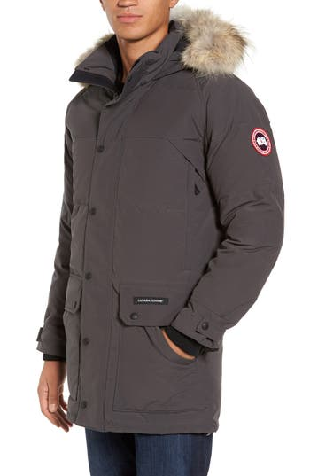 Canada Goose Emory Genuine Coyote Fur Trim Parka