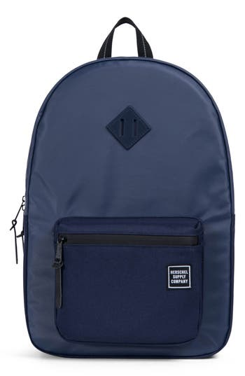 Herschel Supply Co. Ruskin Studio Collection Backpack - Blue/green