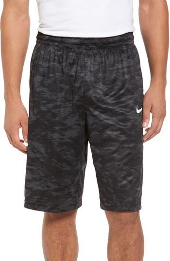 Nike Dry Basketball Shorts, Grey