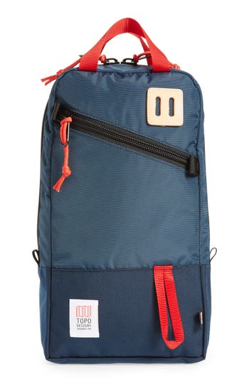 Topo Designs Trip Backpack - Blue