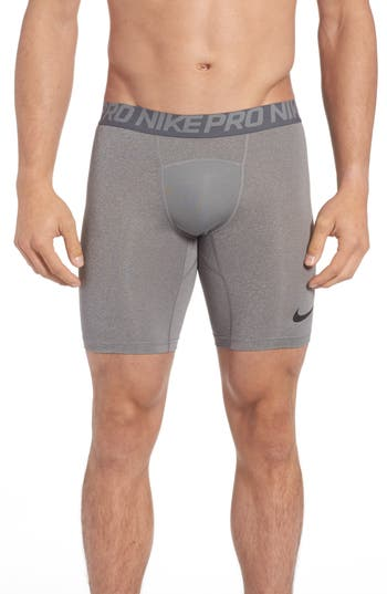 Nike Pro Compression Shorts, Grey