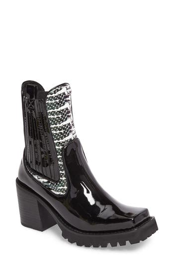 Jeffrey Campbell Elkins Boot, Black
