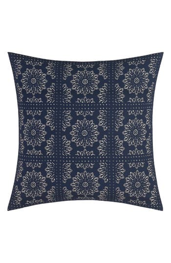 Nautica Lockridge Bandana Pillow, Size One Size - Blue