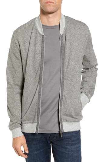 Rodd & Gunn Alderson Ave Fleece Jacket, Grey