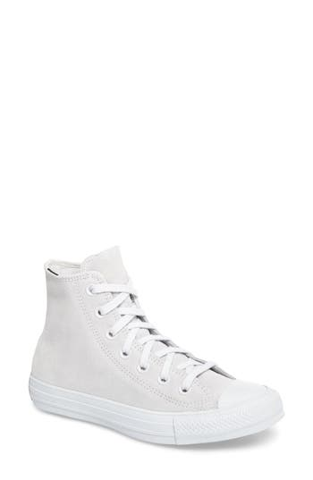 Converse Chuck Taylor All Star Seasonal Hi Sneaker, White