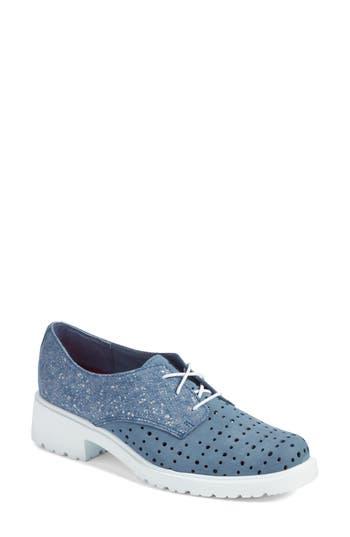 Munro Durell Oxford, Blue