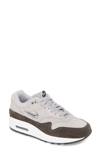 Nike Air Max 1 Premium Sc Sneaker, Grey