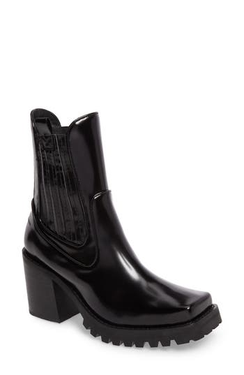 Jeffrey Campbell Elkins Boot- Black