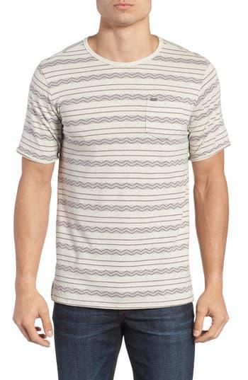 Hurley Pismo Dri-Fit T-Shirt, Beige