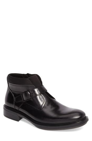 Kenneth Cole New York Zip Boot, Black