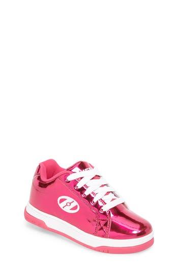 Girl's Heelys Split Skate Sneaker, Size 6 M - Pink