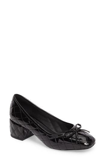 Jeffrey Campbell Itsie Pump, Black