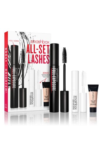 Smashbox All-Sets Lashes Collection - No Color