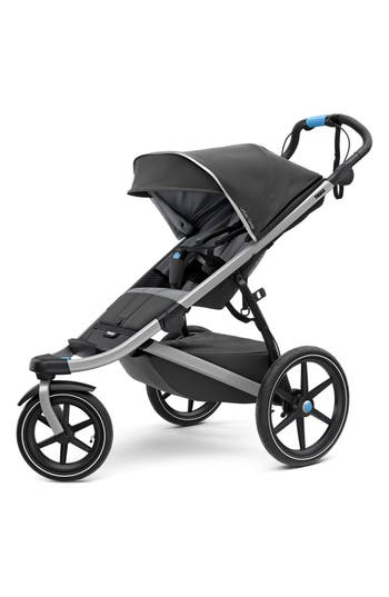 Infant Thule Urban Glide 2 Jogging Stroller With Silver Frame Size One Size  Grey