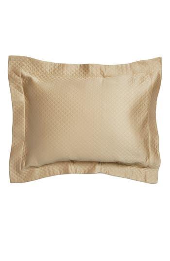 Sferra Bari Cotton Sham, Size King - Beige