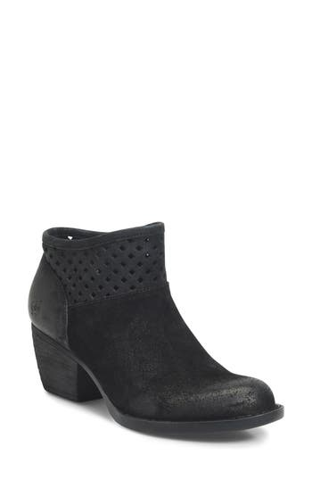 Born Winema Bootie, Black
