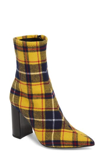 Jeffrey Campbell Siren Bootie, Yellow
