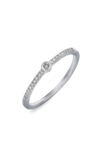 Women's Carriere Diamond Stackable Ring (Nordstrom Exclusive)