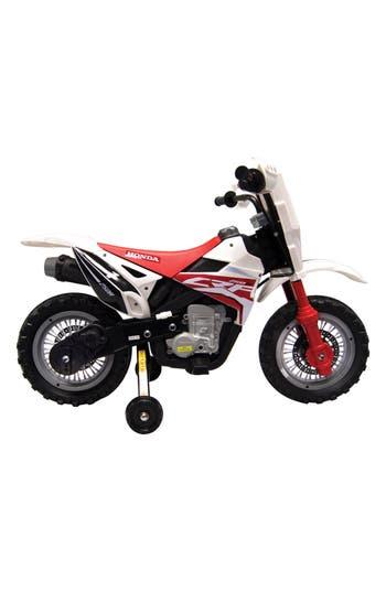 Boys Best Ride On Cars Honda Dirt Bike RideOn Toy Motorcycle