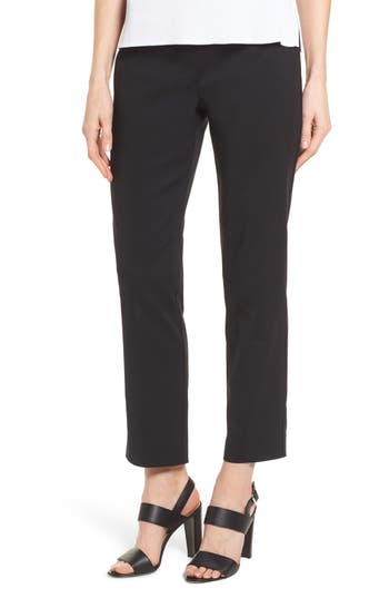 Ming Want Pull-On Ankle Pants