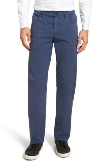 Men's Dl1961 Avery Slim Straight Chino Pants, Size 29 - Blue