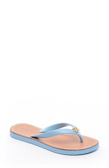 Bernardo Ella Flip Flop, Blue