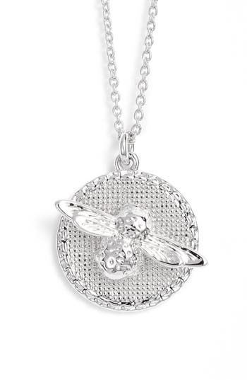Women's Olivia Burton Bee Pendant Necklace