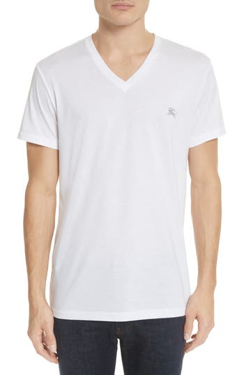 Burberry Jadforth V-Neck T-Shirt