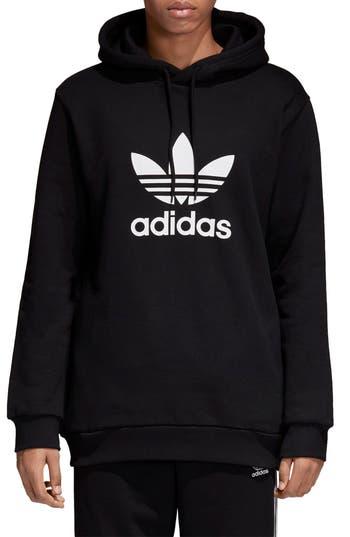 Adidas Originals Trefoil Hoodie, Black