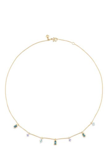 David Yurman Novella Necklace in 18K Gold