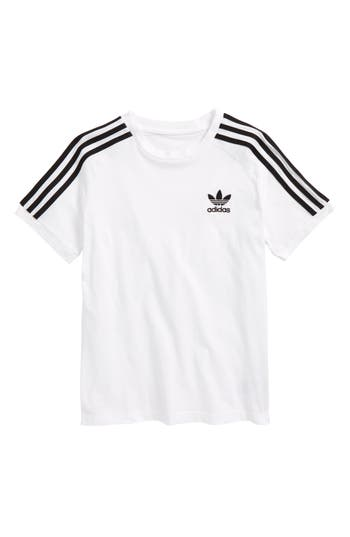 Boys Adidas Originals California TShirt