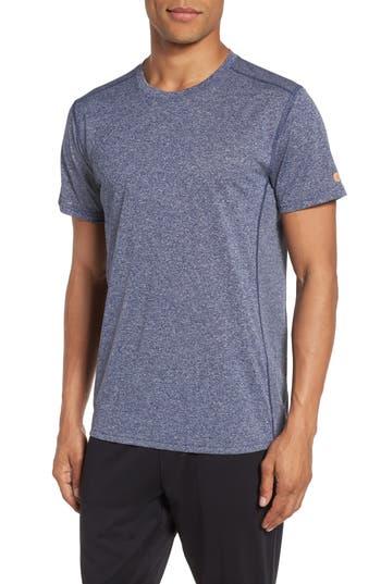 Bonobos Goodsport Mesh Panel T-Shirt, Blue