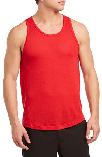 2ist Mesh Muscle Tank