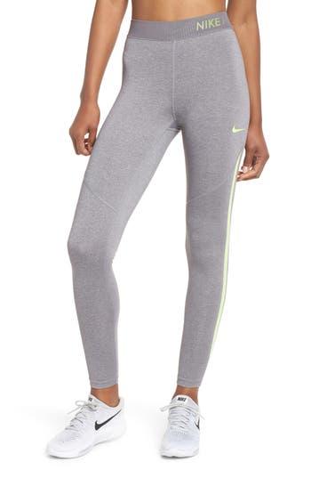 Nike Pro Hypercool Tights, Grey