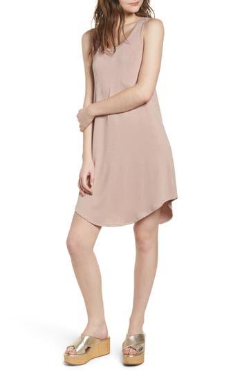 Leith Tank Shift Dress, Pink