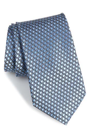 Nordstrom Men's Shop Bassini Geometric Silk Tie