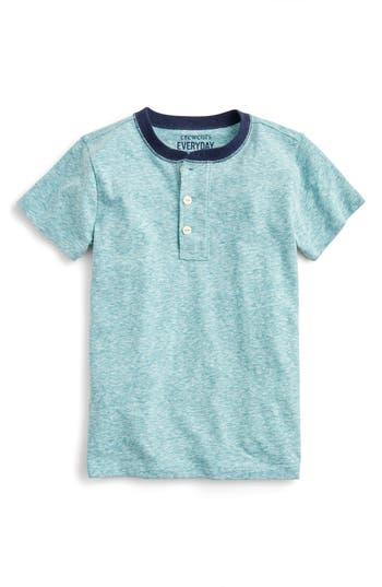 Boys Crewcuts By Jcrew Ringer Henley Shirt