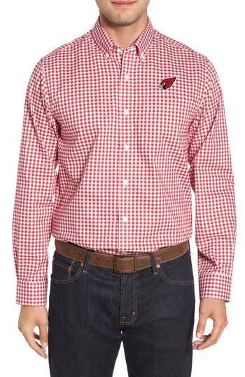 Cutter & Buck League Arizona Cardinals Regular Fit Shirt