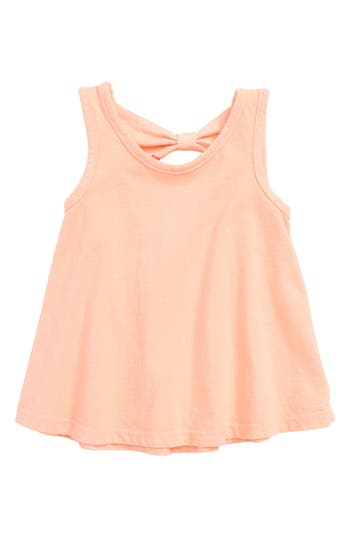 Infant Girls Joah Love Bow Back Tank