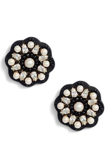 kate spade new york desert garden button stud earrings