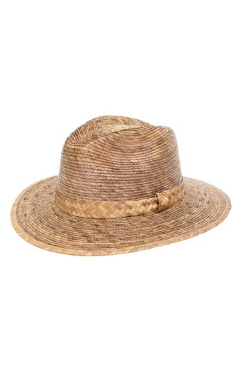 Peter Grimm Bitra Palm Straw Resort Hat