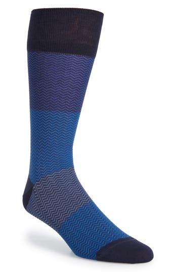 Calibrate Gradient Herringbone Socks